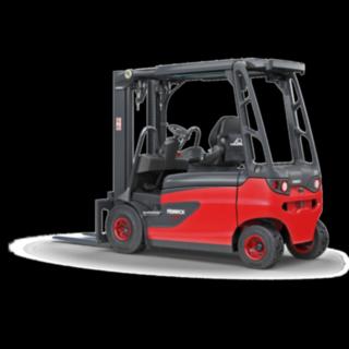 Aperçu d'un chariot frontal électrique modèle E20 – E35 R
