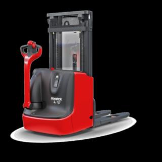 Vue du gerbeur électrique L10 – L12