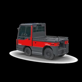 Tracteurs électriques à plateforme P250 de Fenwick-Linde