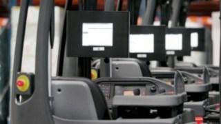 Chariots à mât rétractable automatisés Fenwick en ligne