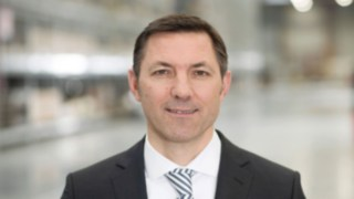 Andreas Krinninger Chief Executive Officer et Chief Financial Officer chez Linde Material Handling