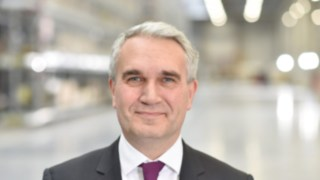 Christophe Lautray Chief Sales Officer chez Linde Material Handling