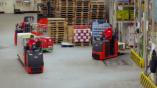 A thumbnail from the video about the N20 C Series from Linde Material Handling