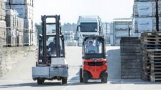 Transition énergétique : chariots électriques lithuim-ion