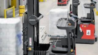Chariot gerbeur automatisé L-MATIC