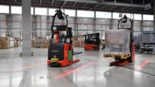 AGV - Chariots automatisés