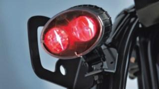 BlueSpot™ Fenwick avec lumières LED rouges
